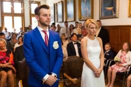 Wedding Yentl and Yoni