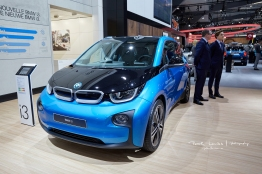 Salon 2017 BMW i3