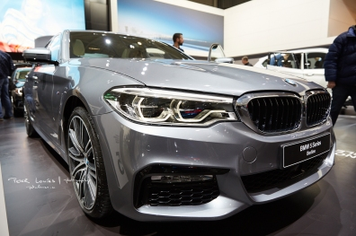 Salon 2017 BMW 530ix