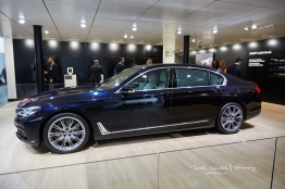 Salon 2017 BMW 7 series iL