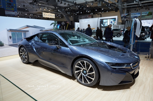 Salon 2017 BMW i8