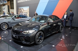 Salon 2017 BMW M2