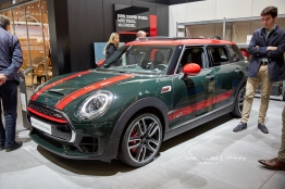 Salon 2017 Mini Clubman John Cooper Works
