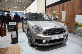 Salon 2017 Mini Countryman Hybrid
