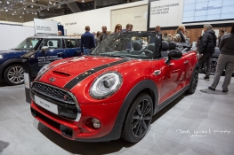 Salon 2017 Mini Cabrio